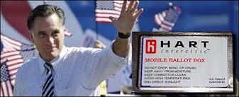 Romney Vote Rigging