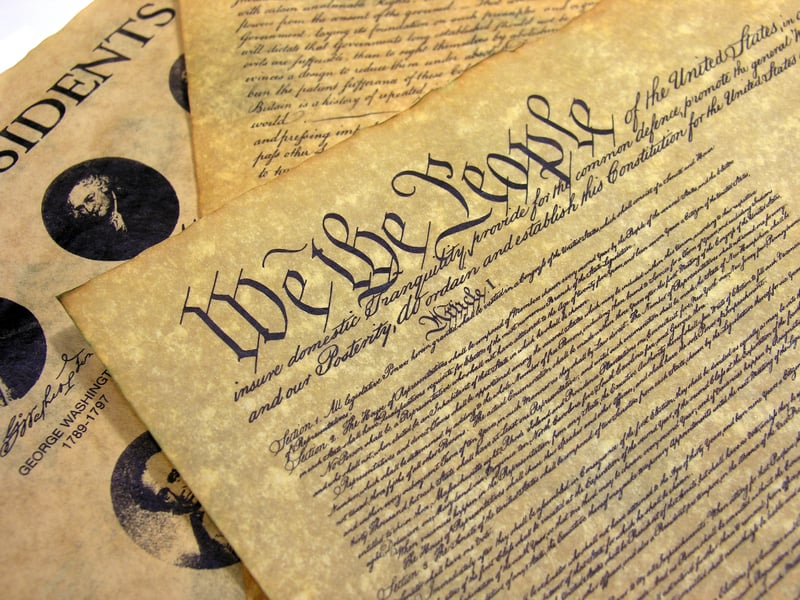 Change the Constitution