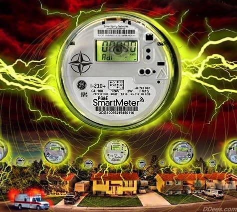 smart meter blood analysis