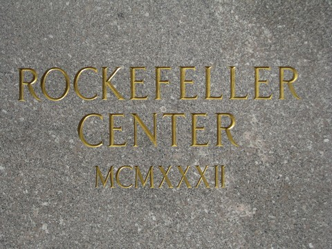 Rockefeller tax Exempt Foundation