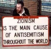 Zionism causes antisemitism