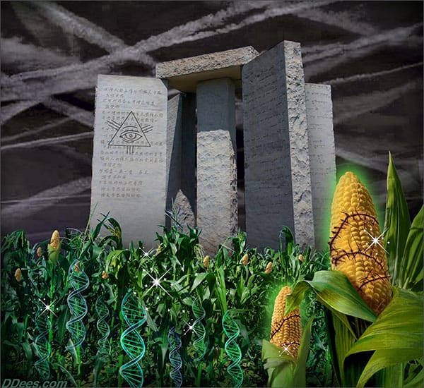 The ultimate purpose of GMOs