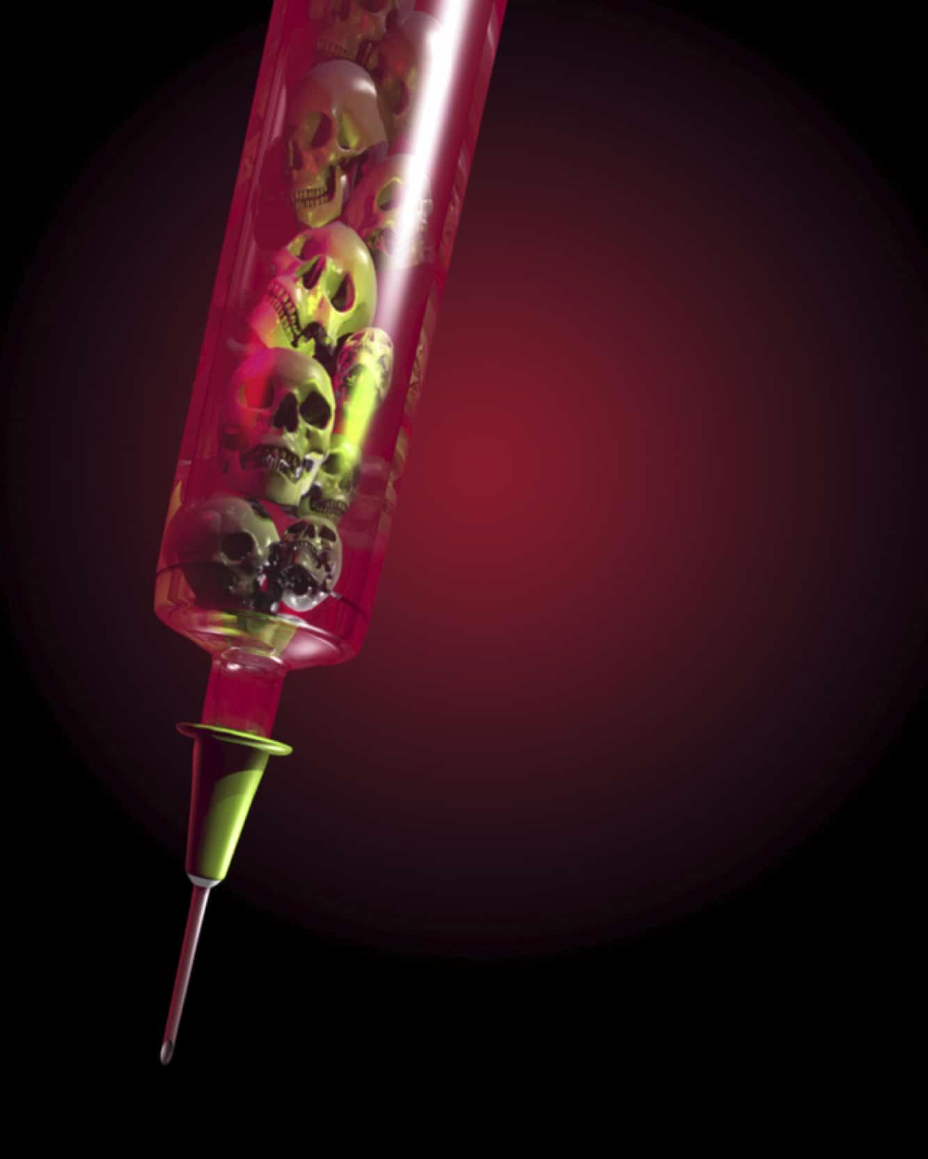 toxic vaccine adjuvant