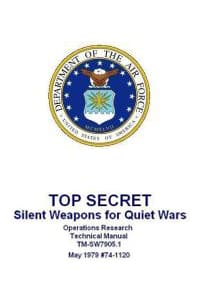 conspiracy documents Silent Weapons Quiet Wars