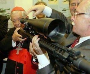 vatican-guns-arms-weapon-investment