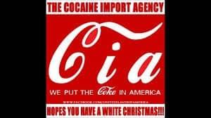CIA cocaine import agency 1947