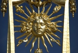 kennedy-assassination-sun-king-detail-metal-gate-Chateau-de-Versailles
