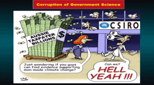 manmade global warming scam bob carter