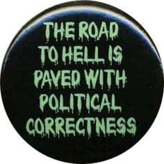 censorship political correctness