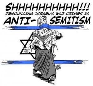 doublespeak anti-semitism