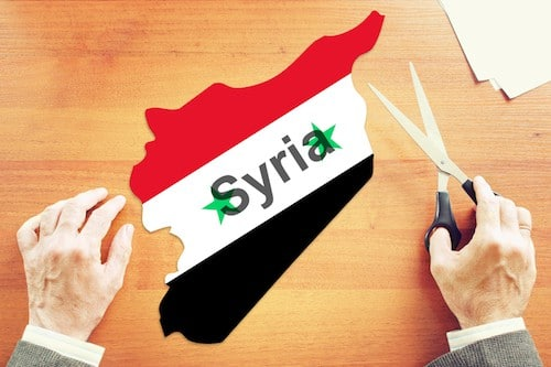 foreign meddling in Syria