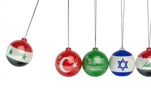 syria war turkey saudi israel