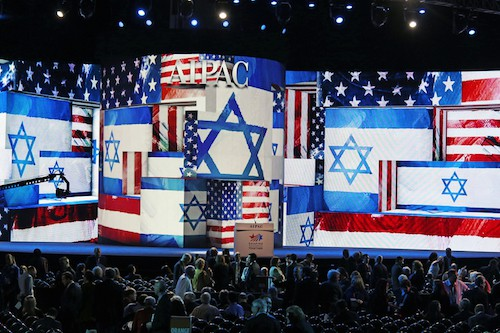zionist Trump AIPAC