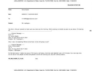 clinton podesta email spirit cooking hillary huma marina