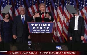 president elect trump