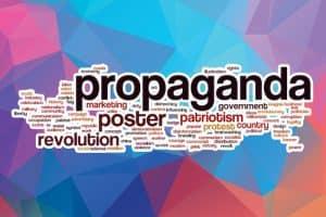 russian hack propaganda