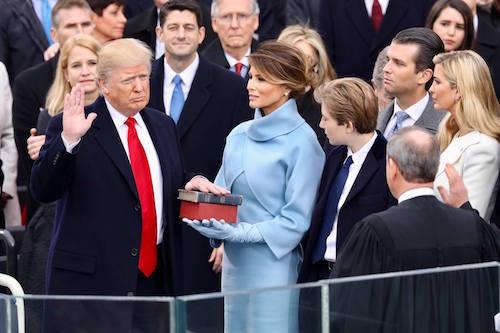Trump's first 10 days