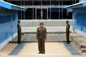 north korea provocation DMZ