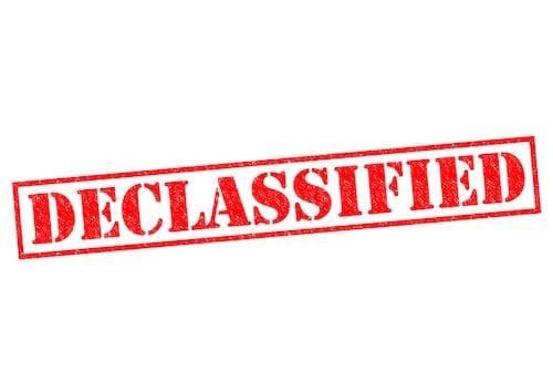 declassified files