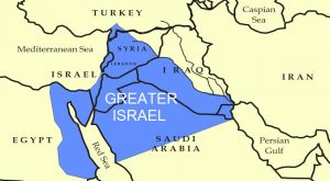 Oded Yinon plan Greater Israel
