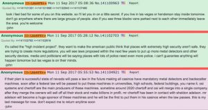 Las Vegas false flag mass shooting 4chan
