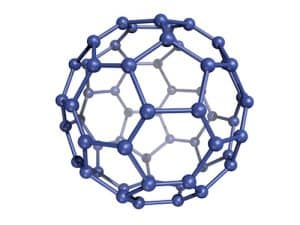 C60 fullerene buckyball 2