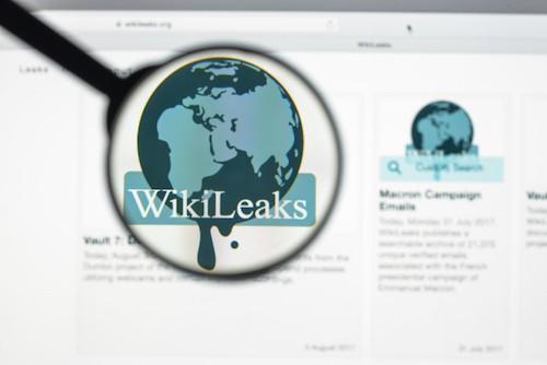 Assange arrest WikiLeaks