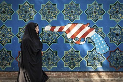 provoking iran us gun