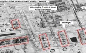 attack on saudi oil