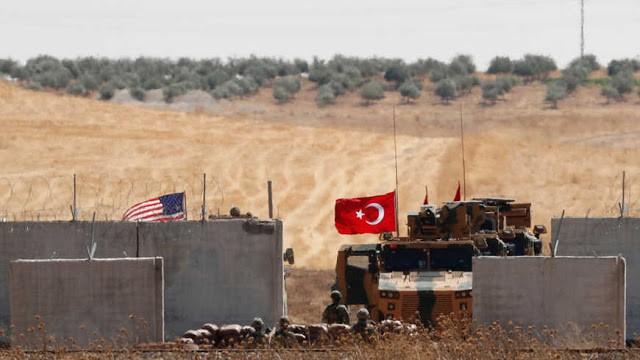 Turkish incursion