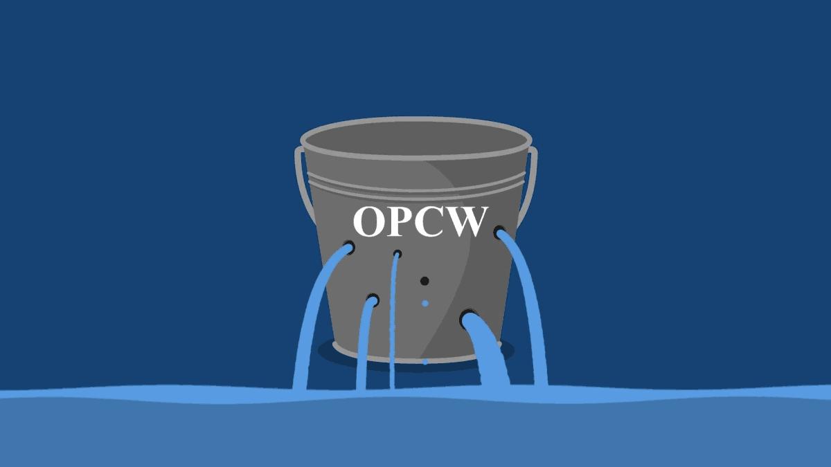 OPCW scandal