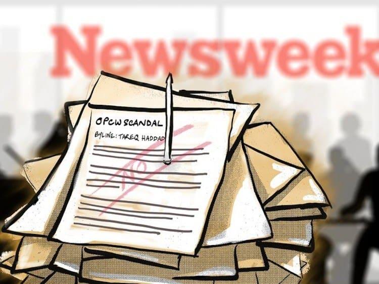 newsweek journalist