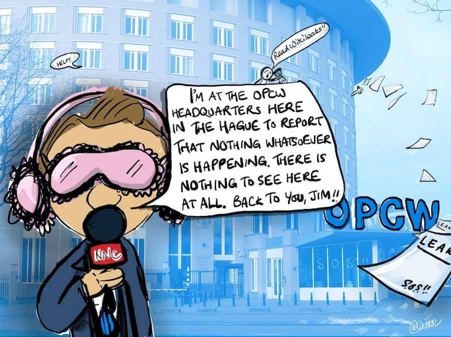 wikileaks drops