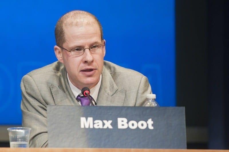 iraq-raping neocon PNAC max boot