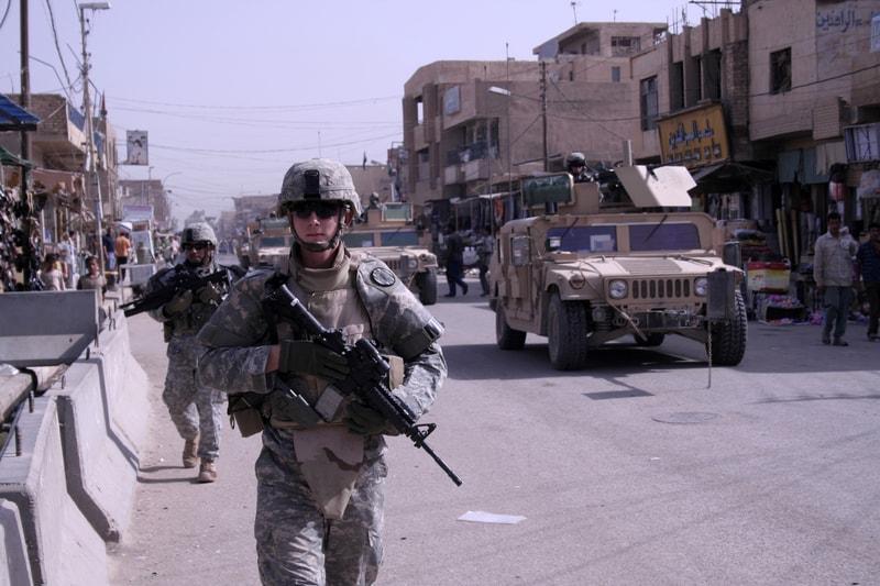 iraq to neocons