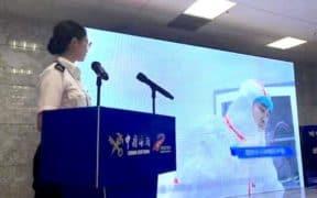 Chinese Government foreknowledge coronavirus drill 2