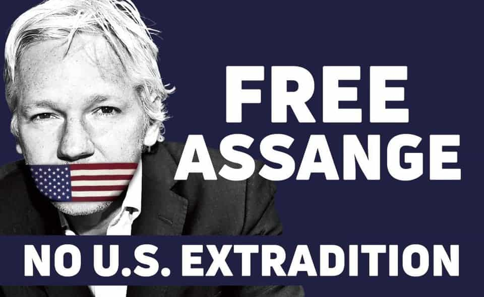 freedom of the press assange
