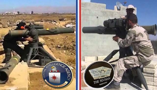 CIA document Syria