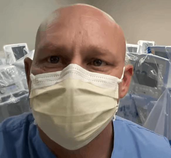 respiratory therapist fake pandemic