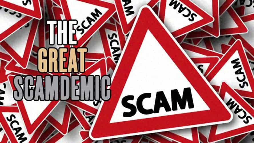 fake pandemic scamdemic