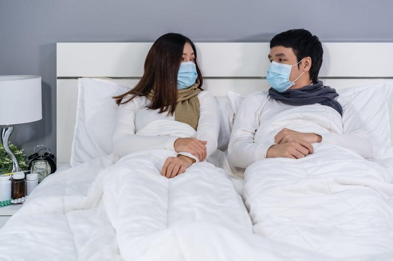 mask hypoxia-blood-clot connection