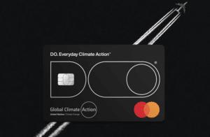 CO2 monitoring credit card